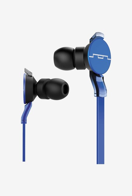 Sol Republic Amps HD In The Ear Headphones Blue