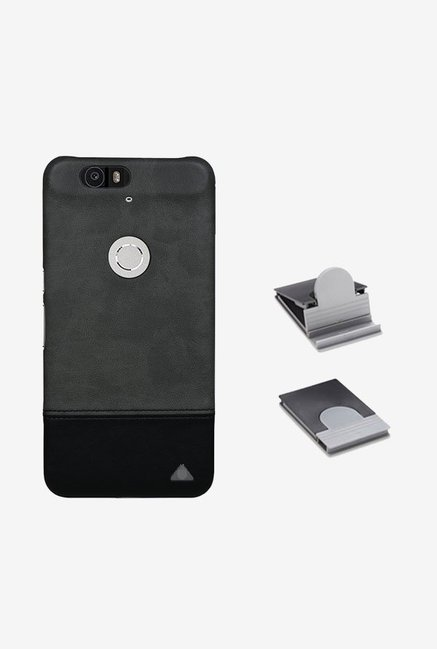 Stuffcool VGHNX6P Back Case for Nexus 6P Black
