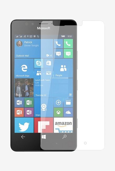 Stuffcool Supertuff Clear Screen Protector for Lumia 950