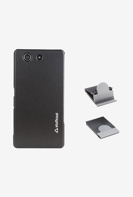 Stuffcool EMSYD5503 Back Case for Sony Xperia Z3 Black