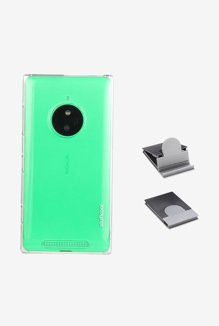 Stuffcool CLNK830 Back Case for Nokia Lumia 830 Clear