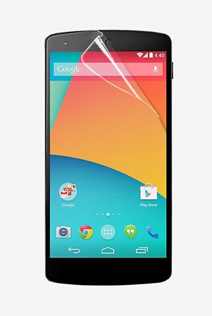Stuffcool Crystal Clear Screen Protector for Nexus 5
