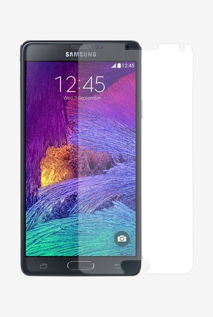 Stuffcool Supertuff Clear Screen Protector for Galaxy Note 4