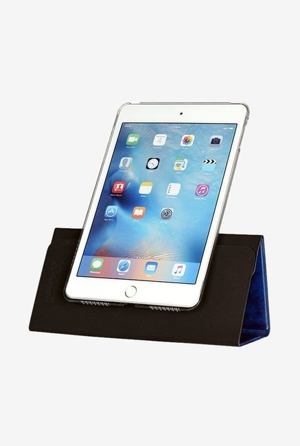 Stuffcool VGRSIPADM4 Flip Cover for Apple iPad Mini 4 Blue
