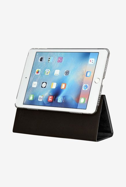 Stuffcool VGRSIPADM4 Flip Cover for Apple iPad Mini 4 Grey