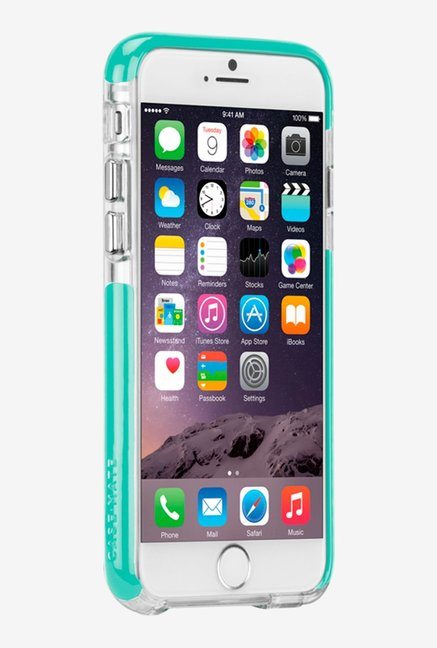 Case-Mate CM031539 Back Case for Apple iPhone 6 Blue