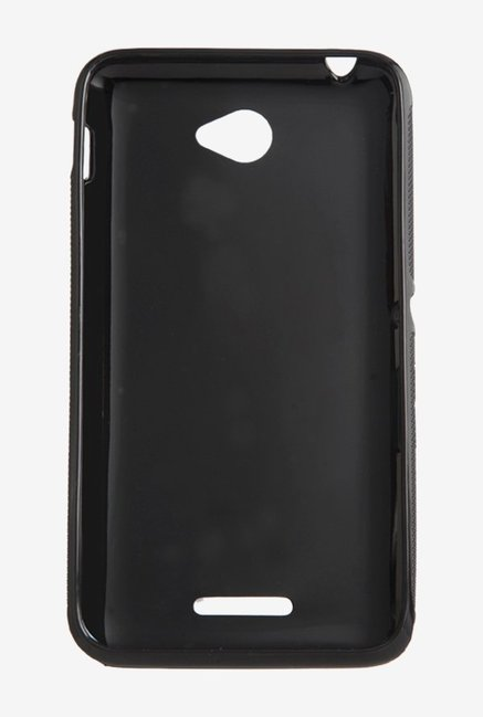 Stuffcool DXSYE4 Back Case for Sony Xperia E4 Clear