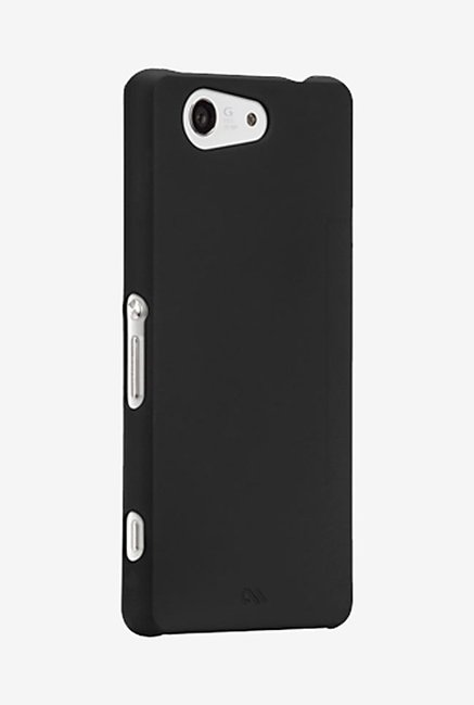 Case-Mate CM031354 Back Case for Sony XperiaZ3 Compact Black