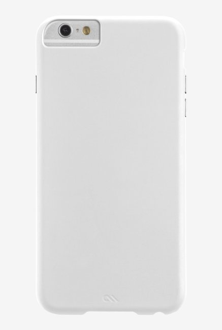 Case-Mate CM031799 Back Case for Apple iPhone 6+ White