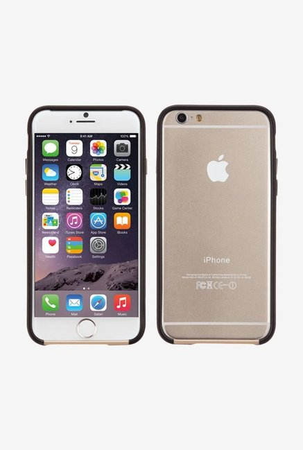 Case-Mate CM031473 Bumper Case for Apple iPhone 6 Gold