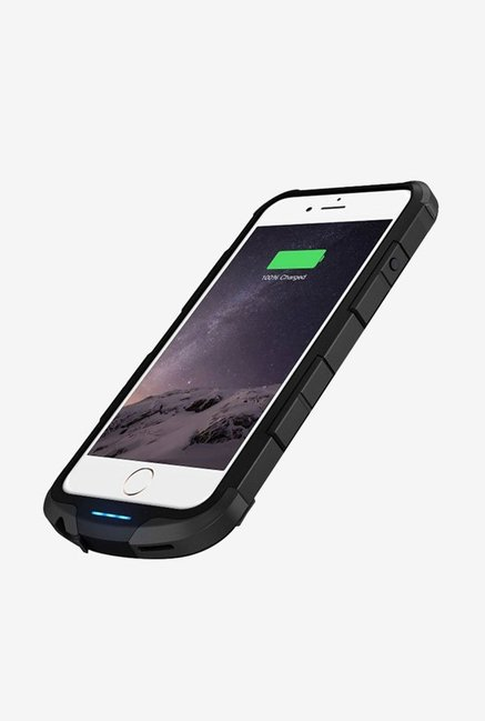 iWalk PCI2400i6-001A Battery Case for Apple iPhone 6 Black