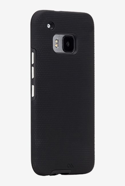 Case-Mate CM032369 Back Case for HTC One M9 Black