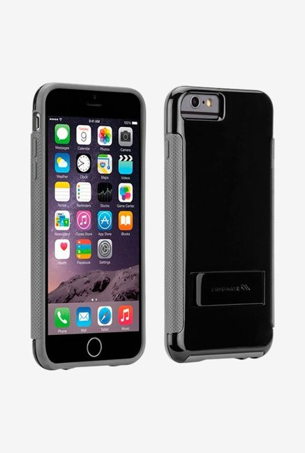 Case-Mate CM031793 Back Case for Apple iPhone 6+ Grey