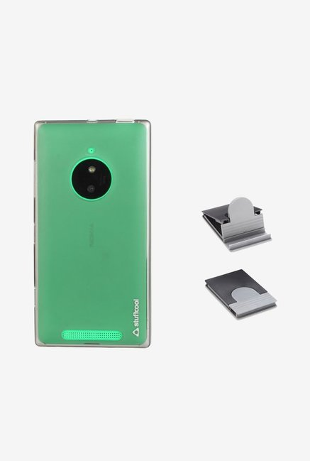 Stuffcool LSNK830 Back Case for Nokia Lumia 830 Grey