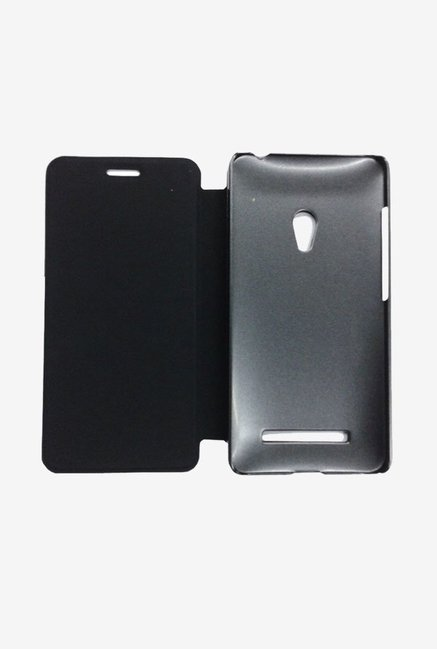 Stuffcool LCFAZF5 Flip Cover for Asus ZenFone 5 Black