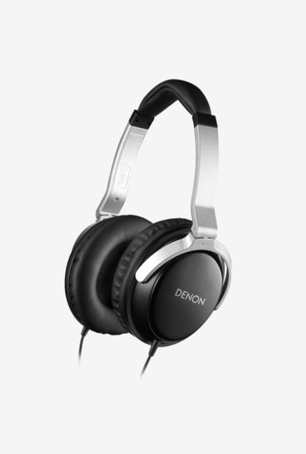 Denon AH-D510R Headphones Black