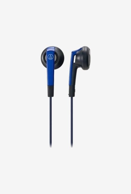 Audio-Technica C505iS In The Ear Headphones Blue