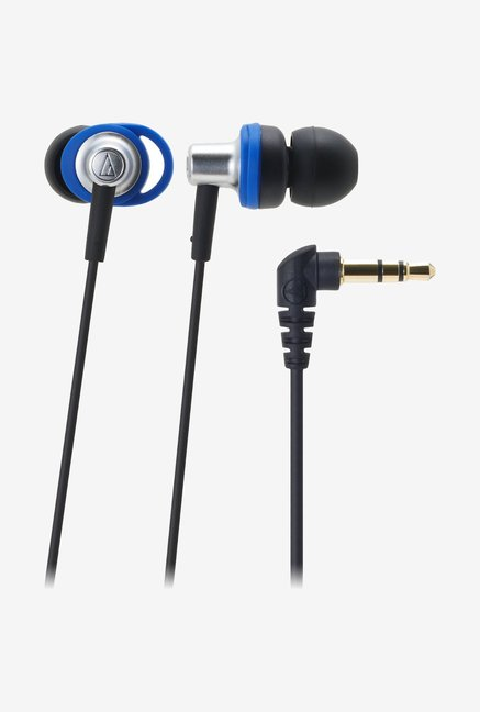 Audio-Technica CK505M In The Ear Headphones Blue