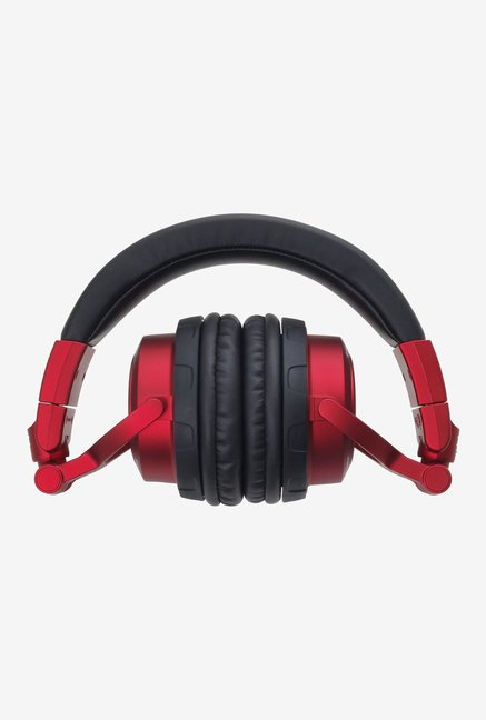 Audio-Technica ATH-PRO500MK2RD Headphones Red