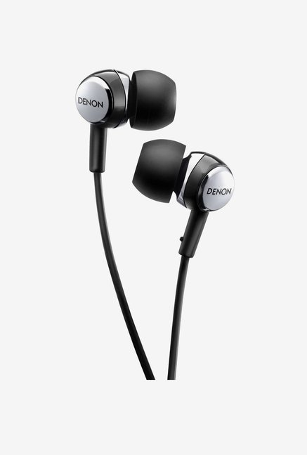 Denon AH-C260 Headphones Black