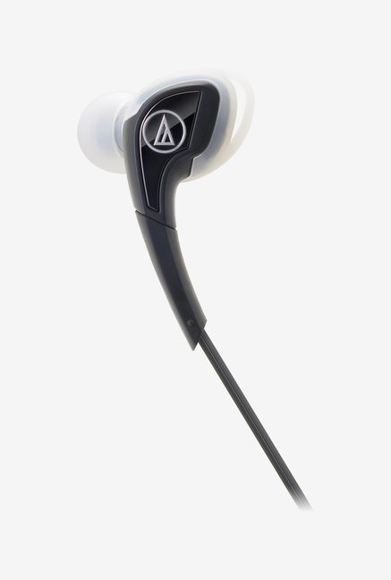 Audio-Technica SPORT2 In The Ear Headphones Black