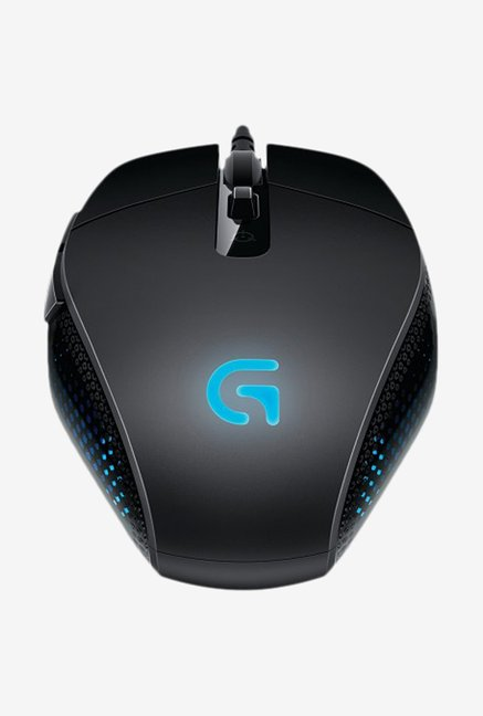 Logitech G302 Gaming Mouse Black
