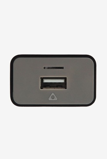 Stuffcool Base Single USB BS1 1A Wall Charger Black