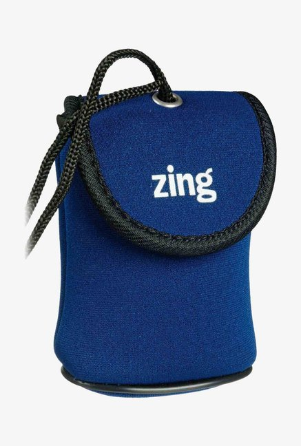 Zing 563-203 Camera Pouch Blue