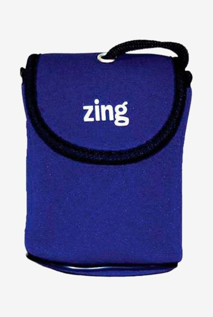 Zing 563-103 Camera Pouch Blue