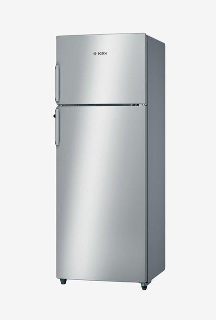 Bosch 348 L Double Door KDN43VS30I Refrigerator Grey