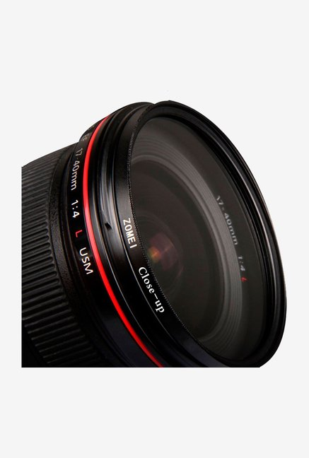 ZOMEi JSJZM048 Lens Filter Black