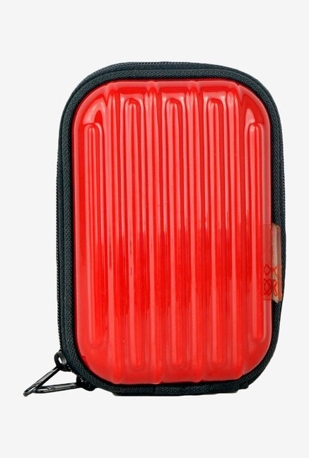 Yuanhong Hard Shell XB-001-Bl Carrying Case Red