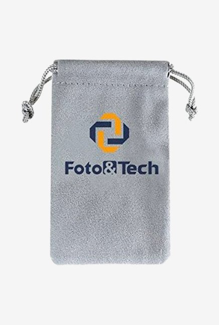 FotoTech LEN-CPH-Sx3 Lens Holder with Bag Black