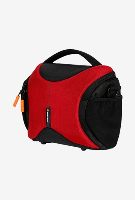 Vanguard Oslo 22BY VAOSLO22BY Camera Bag Black and Red