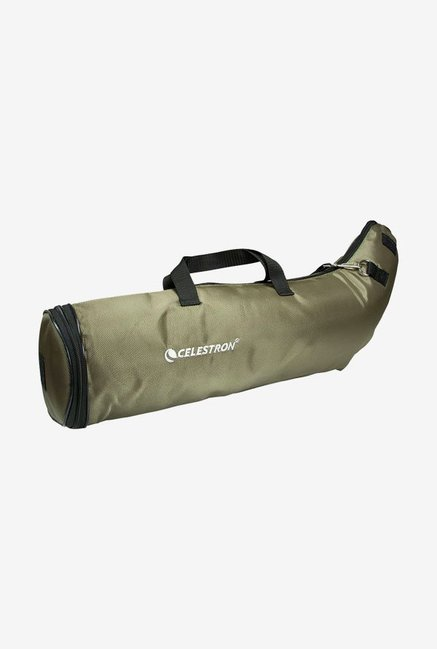 Celestron 80mm Deluxe 82102 Spotting Scope Case Olive Green
