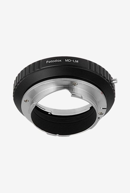 Fotodiox Leica M-Series 11LA-MD Lens Mount Adapter Black