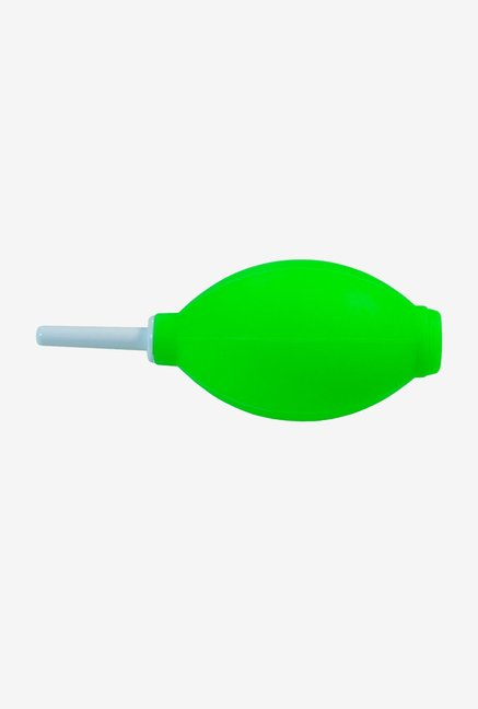 FotoTech Deluxe AIR Dust Blower Lime Green