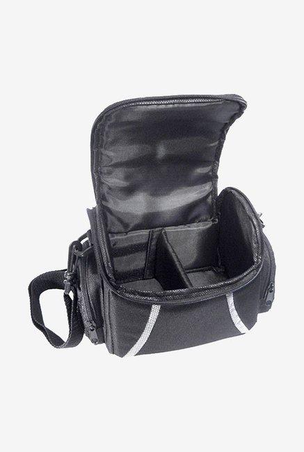 Zeikos Deluxe ZE-CA48B Camera Bag Black