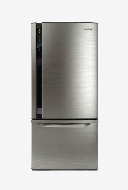 Panasonic 551 L Double Door NR-BY552XS Refrigerator Steel