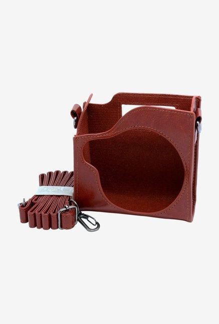 CAIUL instax mini 90 Camera Case Brown