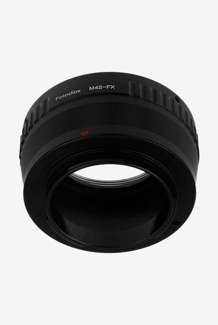 Fotodiox FX-M42-FX1-V2 Lens Mount Adapter Black