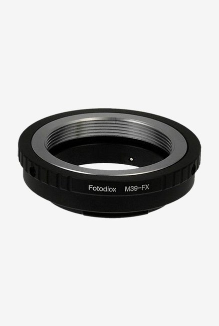 Fotodiox FX-L39-FX1 Lens Mount Adapter Black