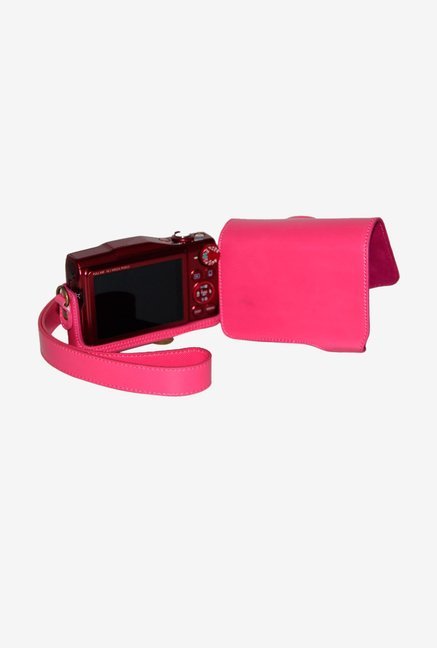 MegaGear Ever Ready MG353 Leather Case Pink