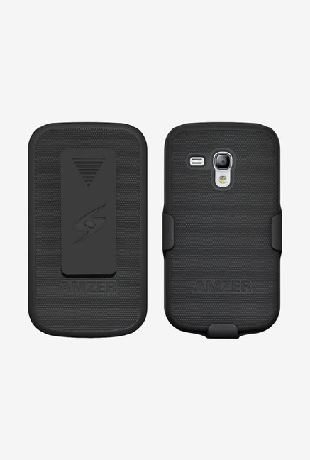 Amzer Shellster Shell Case Black for Galaxy S3