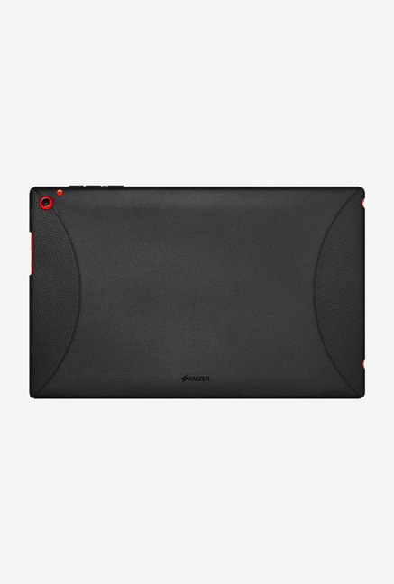 Amzer Pudding TPU Back Cover Black for Lumia 2520