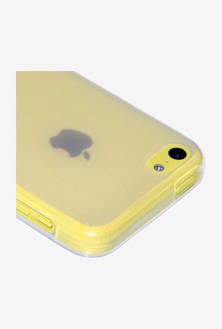 Amzer Pudding TPU Back Cover Clear for iPhone 5
