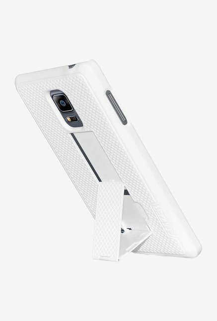 Amzer Shellster Case with Kickstand White for Note Edge