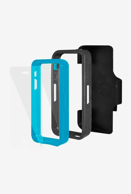 Amzer CRUSTA AMZ300077 Case with Tempered Glass and Holster