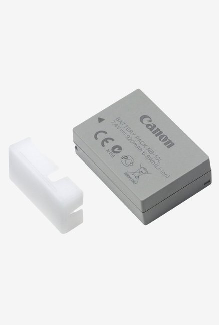 Canon Lithium-Ion NB-10L Battery White