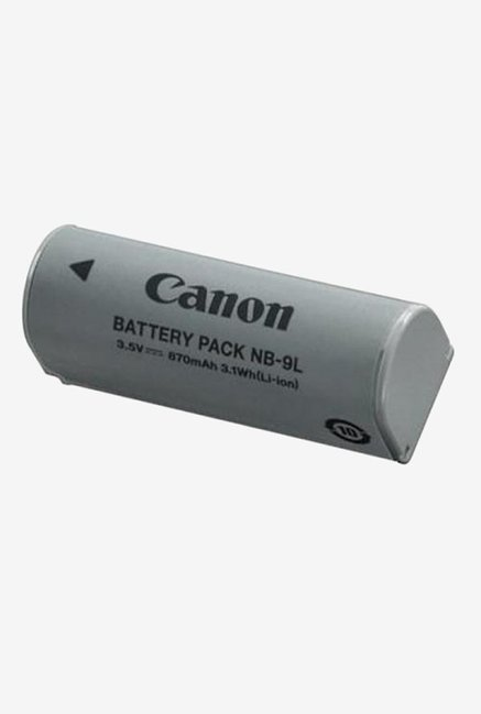 Canon Lithium-Ion NB-9L Battery White